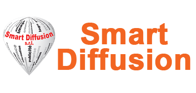 Smart Diffusion | Distribuzione Volantini Pubblicitari Forlì, Cesena, Ravenna, Faenza, Imola, Bologna, Rimini, Ferrara Logo